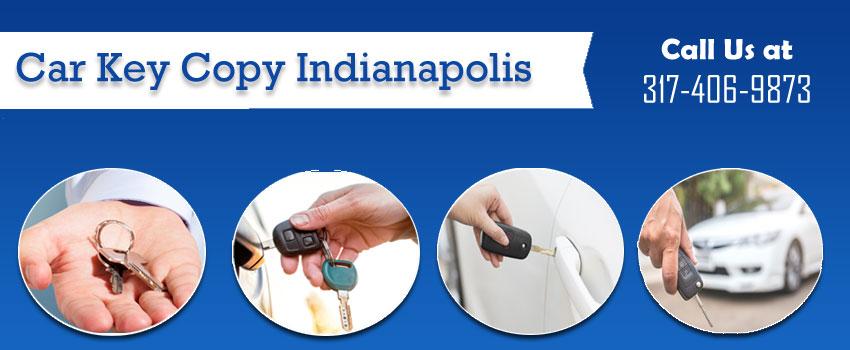 Car Key Copy Indianapolis Banner